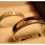 人気デザインの結婚指輪から自分達に合った結婚指輪を見つけよう♡のサムネイル画像