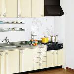 キッチンのお掃除は簡単!ちょっとしたコツとお掃除方法を伝授のサムネイル画像