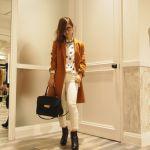 【コーデを参考】レディースのレギンスパンツが可愛いです!のサムネイル画像
