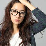 オシャレな人は眼鏡も可愛い♪可愛い眼鏡女子の画像をまとめましたのサムネイル画像