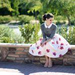 【Flowerプリントの服】春はかわいいフラワープリントアイテムっ!のサムネイル画像