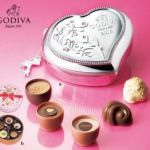バレンタインに送りたいゴディバのスイーツ♡チョコだけじゃない魅力のサムネイル画像