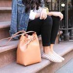 コロンとかわいい♡いま人気の巾着ショルダーを早速CHECK♡♡のサムネイル画像