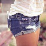 【レディースホットパンツ】夏はキュートなホットパンツ!!のサムネイル画像