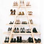 もうこれで困らない!靴のおしゃれできれいな収納アイデア術のサムネイル画像