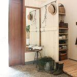 玄関の収納はすっきりまとめて福が来る玄関を演出してみませんか♪のサムネイル画像