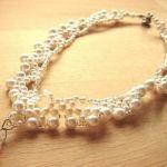 胸元もとびきり可愛く♡ブライダルアクセサリーのネックレス集♡のサムネイル画像