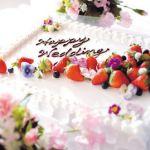 結婚式といえば【ウエディングケーキ】いろんなケーキを紹介しますのサムネイル画像