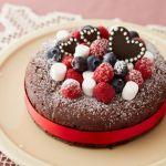 バレンタインは女子力の見せ所♡ケーキを作って皆を喜ばせよう!のサムネイル画像