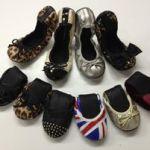 コンパクトに畳むことのできる折りたたみ靴‼あると便利なグッズのサムネイル画像