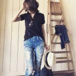 様々なシーンで使えるレディースポロシャツは、おしゃれでおすすめ!のサムネイル画像