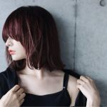 大人可愛く大変身!魅力的な髪色のレッドブラウンで女子力UP!のサムネイル画像