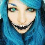 【口裂けメイク】みんなが驚く!ハロウィン口裂けメイク!!のサムネイル画像