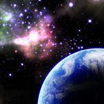 """テーマは""""宇宙"""" 人気上昇↑ギャラクシーネイルのやり方大公開♪のサムネイル画像"""