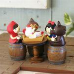 雑貨屋さんで買える!かわいい赤ずきんちゃんの置物オブジェのサムネイル画像