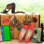 丈夫なフレームタイプのスーツケースを持って旅行に行こう☆のサムネイル画像