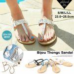 夏に履きたい!かわいいレディース・ビーチサンダルを大特集!のサムネイル画像