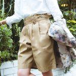 大流行のサファリルックで!力強い大人の女性のファッション術☆のサムネイル画像