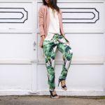 2016も注目!流行りのボタニカル柄パンツで夏のおしゃれを楽しもう♪のサムネイル画像