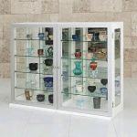 キラキラ輝くおしゃれインテリア☆ガラスで魅せる飾り棚特集のサムネイル画像