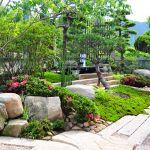 和風の庭って素敵です!おしゃれな和風のお庭を色々ご紹介!のサムネイル画像