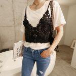 夏に人気の白Tシャツレディースコーデ!ブランドや専門店もご紹介!のサムネイル画像