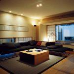 落ち着いた和モダンインテリアのおしゃれなお部屋をご紹介しますのサムネイル画像