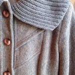 おしゃれなニットコートはレディースカジュアルコーデにおすすめ!のサムネイル画像