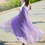 おしゃれ女子必見♡ロングスカートをファッションに取り入れよう♡のサムネイル画像