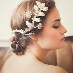 ミディアムの【結婚式にぴったりな髪型】がおしゃれで可愛い♡のサムネイル画像
