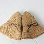 夏には折りたたみのできる麦わら帽子が便利☆おすすめ商品を紹介!のサムネイル画像