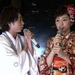 嵐・櫻井翔と綾瀬はるかがまるで夫婦のよう?それに松本潤が嫉妬するのサムネイル画像