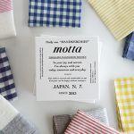 「motta」のリネンのハンカチは可愛いデザインがたくさん!のサムネイル画像