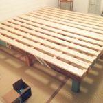 【オリジナル】自作ベッドの作り方!DIYのコツとポイントまとめのサムネイル画像