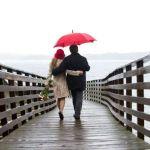 梅雨の憂鬱なんて吹き飛ばせ!彼と楽しい雨の日のデート!!のサムネイル画像