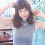 次、前髪切るならコレにキマリ!!可愛いは『ギザギザ』で作る!!のサムネイル画像