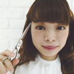 トレンド感のある前髪でおしゃれなヘアスタイルを楽しもう!のサムネイル画像