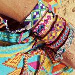 【ミサンガの付け方】カラフルなミサンガで夏ファッション♡のサムネイル画像