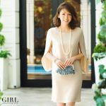 大きいサイズのパーティードレス!体型カバーして可愛いドレス特集のサムネイル画像