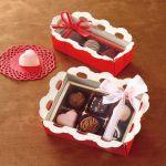 参考になる!オシャレで可愛い♡バレンタインチョコのラッピングのサムネイル画像