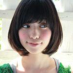 シンプル可愛い愛されヘア。ストレートヘアのボブスタイル特集のサムネイル画像