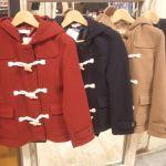 人気のダッフルコートのブランド3選♡お勧めのコーデも紹介します♡のサムネイル画像