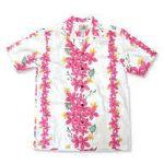 沖縄版レディースアロハシャツをご紹介!これからの季節にピッタリ!のサムネイル画像