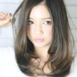 可愛いセミロングストレートは前髪で決まる!セミロング前髪まとめ☆のサムネイル画像
