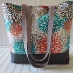 【トートバッグ】雨でもへっちゃら!おすすめの、防水トートバッグ。のサムネイル画像