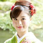着物姿をより美しく、より綺麗にみせる★着物に似合うヘアアレンジのサムネイル画像