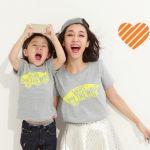 ペアルックが可愛い!Tシャツのおすすめブランドとコーディネートのサムネイル画像
