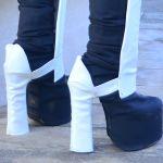 いつものブーツが大変身☆簡単にできちゃうブーツカバーの作り方のサムネイル画像
