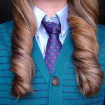 【女子もワイシャツ&ネクタイ】マニッシュスタイルが今おしゃれ♡のサムネイル画像