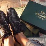 おしゃれな女性のマストアイテム!クラシカルな魅力のチャーチの靴☆のサムネイル画像